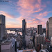 Lower Manhattan Sunrise (20190615-DSC09531-Pano)