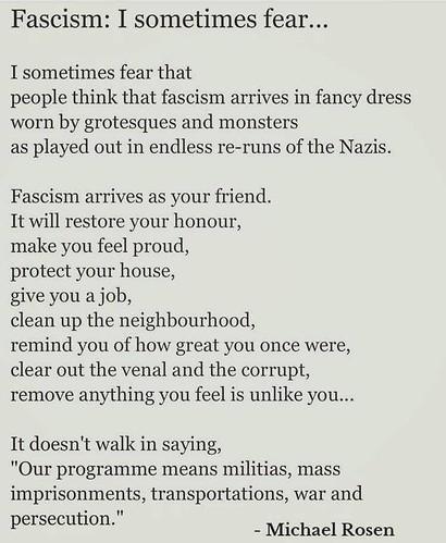 Michael Rosen poem