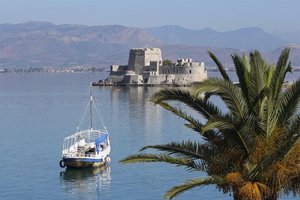 Bourtzi, pieni venetsialainen linnoitus