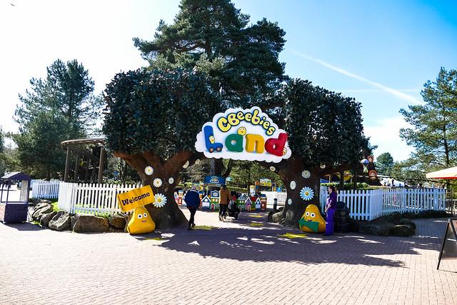Cbeebies Land at Alton Towers Resort