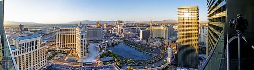 landscape lasvegas nevada strip usa sunset cosmopolitan ballys bellagio aerial panorama panoramic tokina wideangle lens vista view paris eiffeltower venetian vegas caesarspalace caesars mirage treasureisland photography cameria nikon d7200