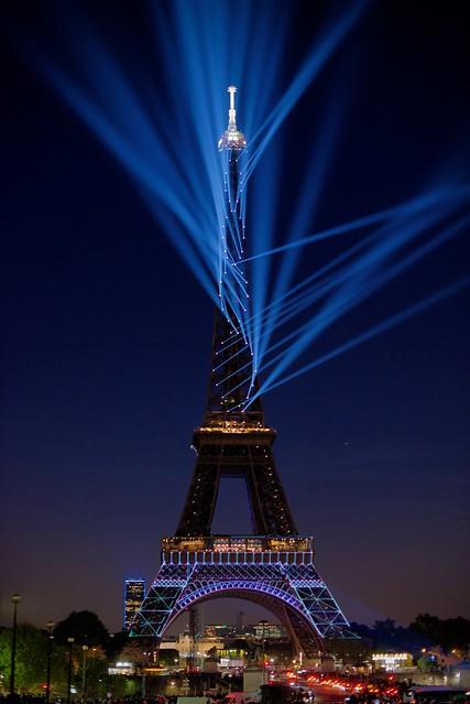 Tour Eiffel - 130 ans