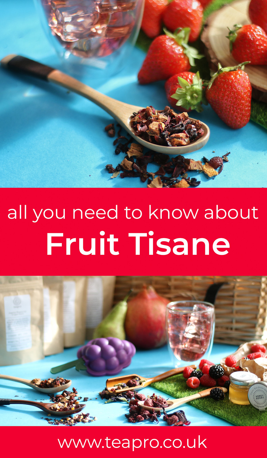 All you need to know about Fruit Tisane by teapro