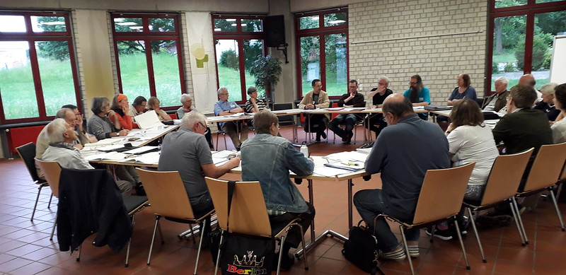 XXXV Encuentro Europeo de Curas Obreros en Aquisgrán