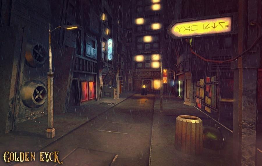 [Eyck] Cyberpunk City Kit (170+ objects!) - TeleportHub.com Live!