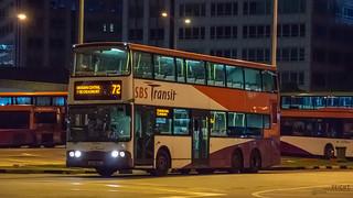 SBS Transit Volvo B10TL Super Olympian (Volgren)