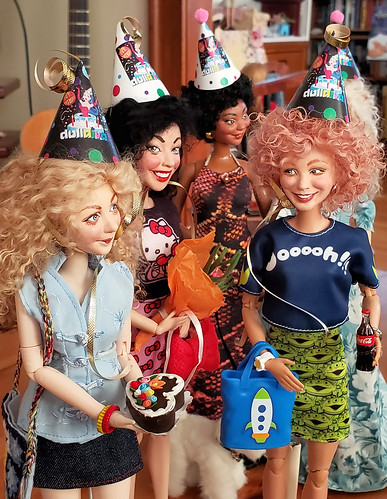 Doll Divas 13th Birthday Party