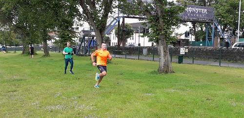 15-6 Sprint Finish