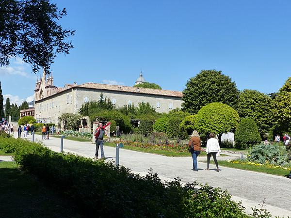 le monastère de Cimiez