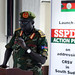 Launch of Human Rights Division SSPDF Action Plan