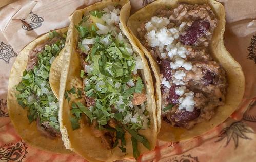 Tacos Gringa y Sinaloa