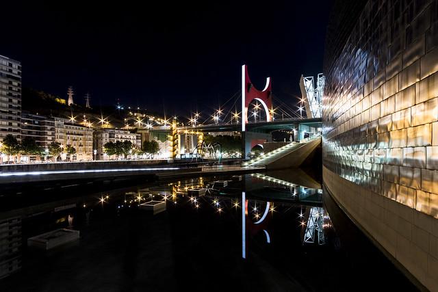 Bilboko gau zuria 2019. Noche Blanca de Bilbao