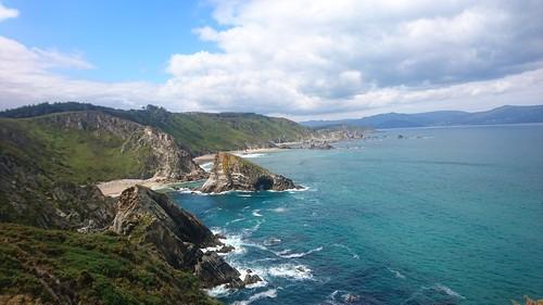 Praia de Fábrega e Coitelo