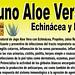 Inmuno Aloe vera con Echinacea y Propóleo