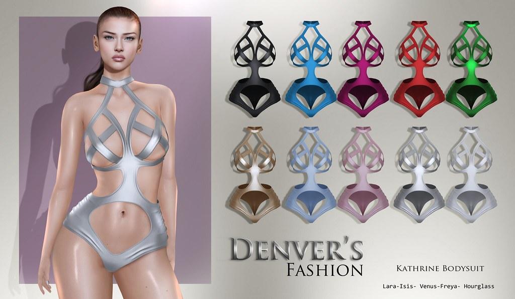 Denver's Fashion-Kathrine  Bodysuit