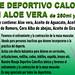 Masaje Deportivo Calorífico con Aloe vera