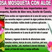 Aceite Rosa Mosqueta con Aloe vera