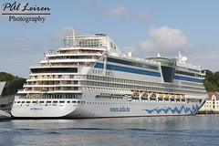 AidaDiva - Stavanger Harbour 2019.06.10