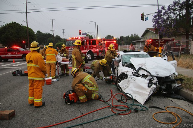 Fatality Collision in North Hills