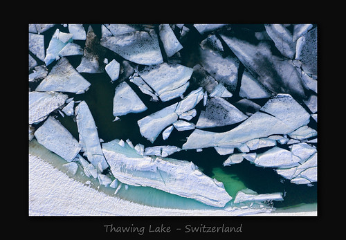 Thawing Lake | by MC--80