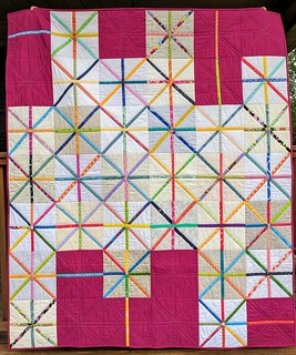 Asterisk Quilt Hope Circle