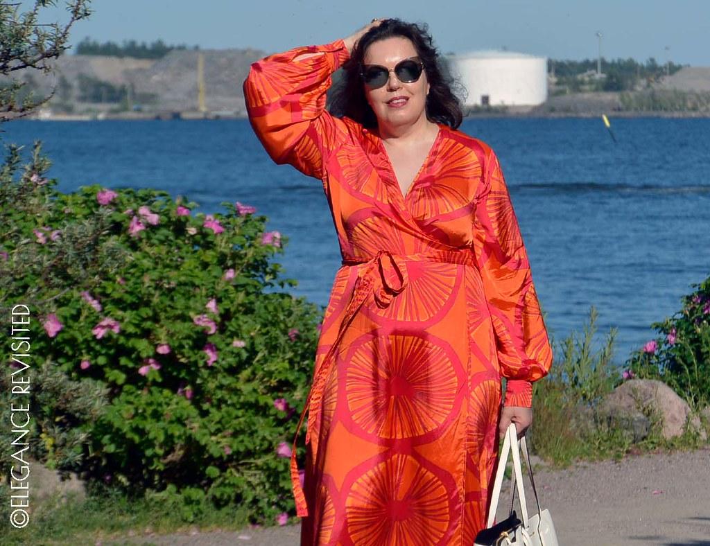 Marimekko wrapdress 1300 x 1000