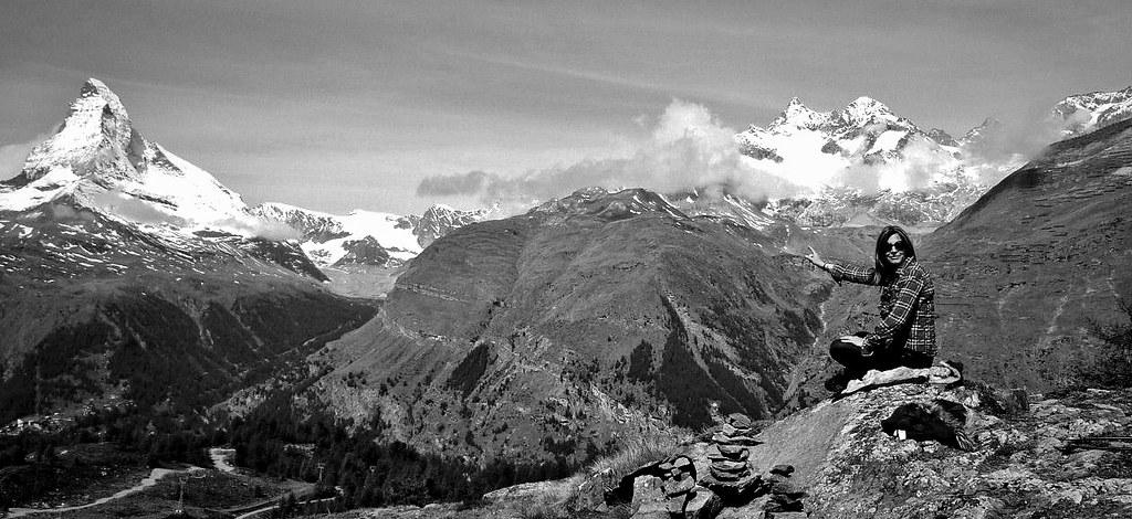 Schweiz, Rund um Zermatt, Matterhorn, 76723/11603