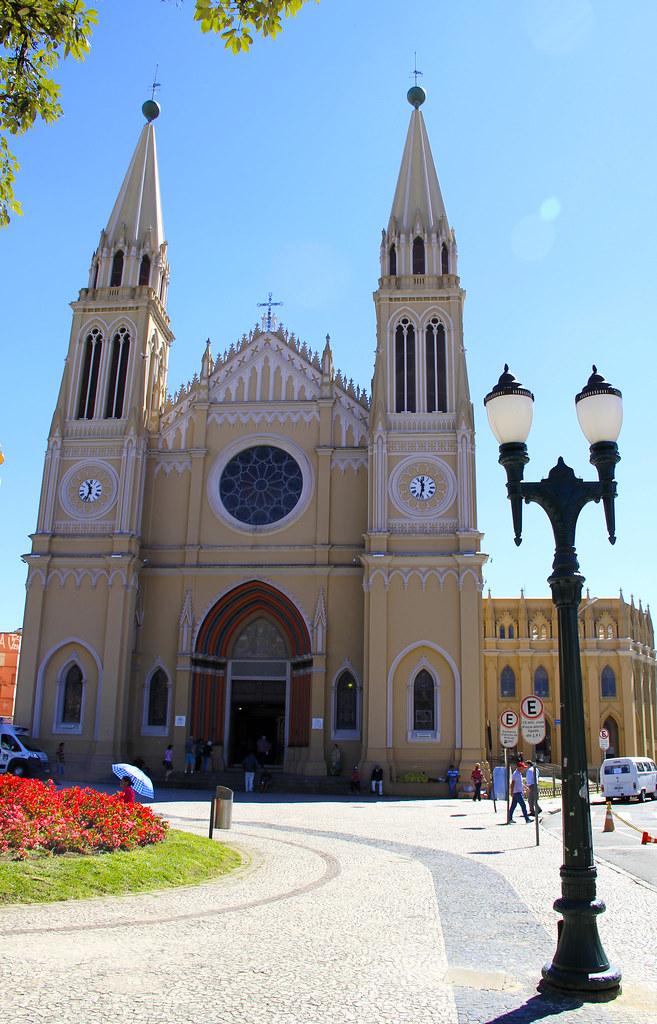 Catedral Metropolitana de Curitiba/PR