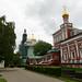 Новодевичий монастырь. Москва. церковь.