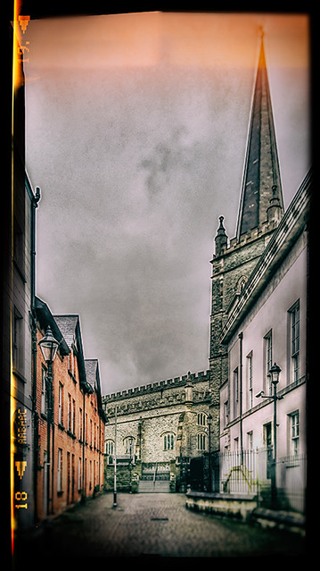 Derry NIR - St Columb's Cathedral 01