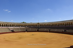 Bullfighting Stadium