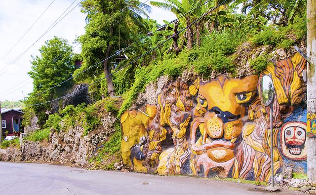 Parris Hill Mural