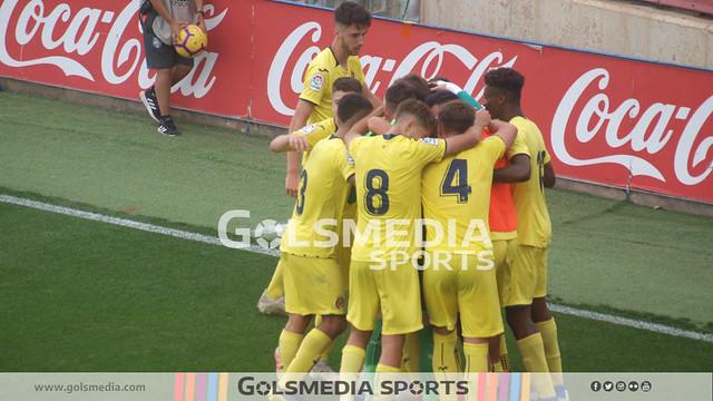 Copa del Rey Juvenil. Villarreal CF 1-0 Real Madrid (16/06/2019), Jorge Sastriques