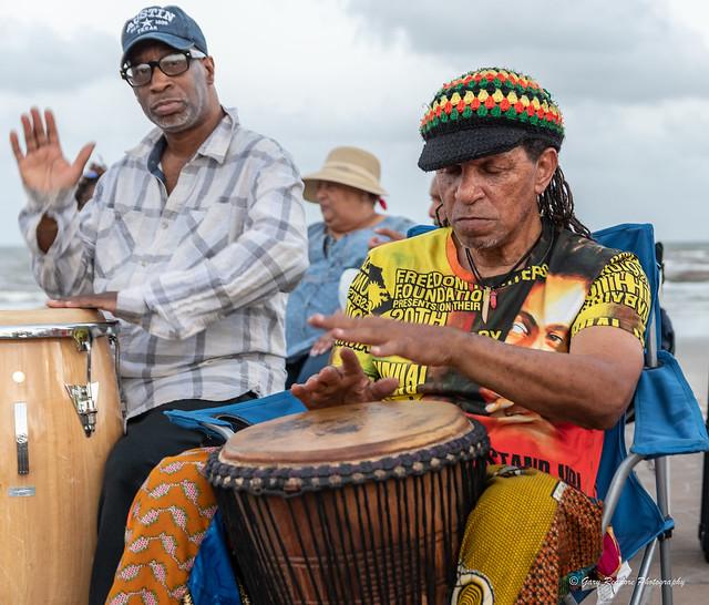Rasta Drummer!