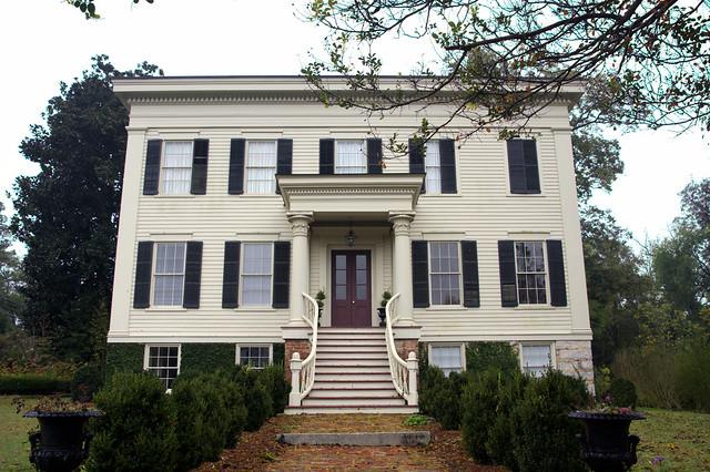 Bird-Pierce-Campbell House, 1834