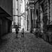 Úzká ulice