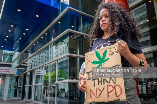 Advocates Push for Marijuana Regulation and Taxation Act