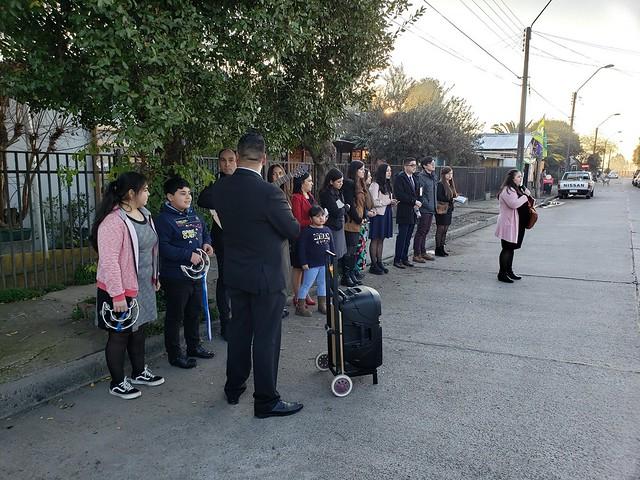 ¡Orando por un Avivamiento!  Servicio de Jóvenes en IMPCH Santa Rosa
