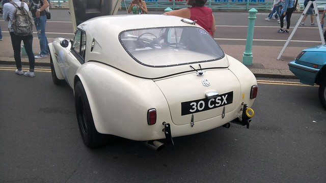 Hawk 289 FIA Le Mans