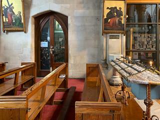 SAINT SAVIOUR'S CHURCH [LOWER DOMINICK STREET DUBLIN]-153025