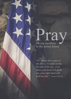 Pray for Our Armed Forces