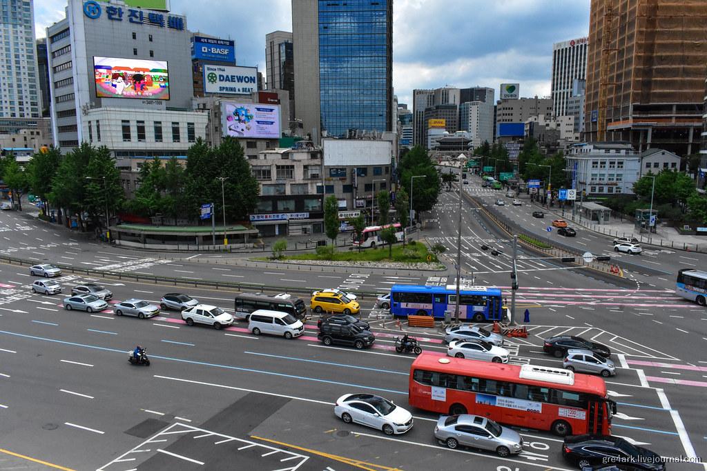 Сеул: почти идеальный советский город