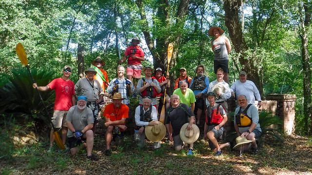 Eleventh Annual Edisto River Rope Swing and Beer Commercial Float-13