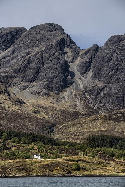 The Cuillin Isle  of Skye Scotland 05/2019