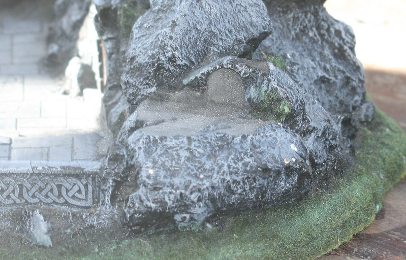 [Nain] Le Dwarf Mountain Stronghold 48075670676_4278d0b46b_c