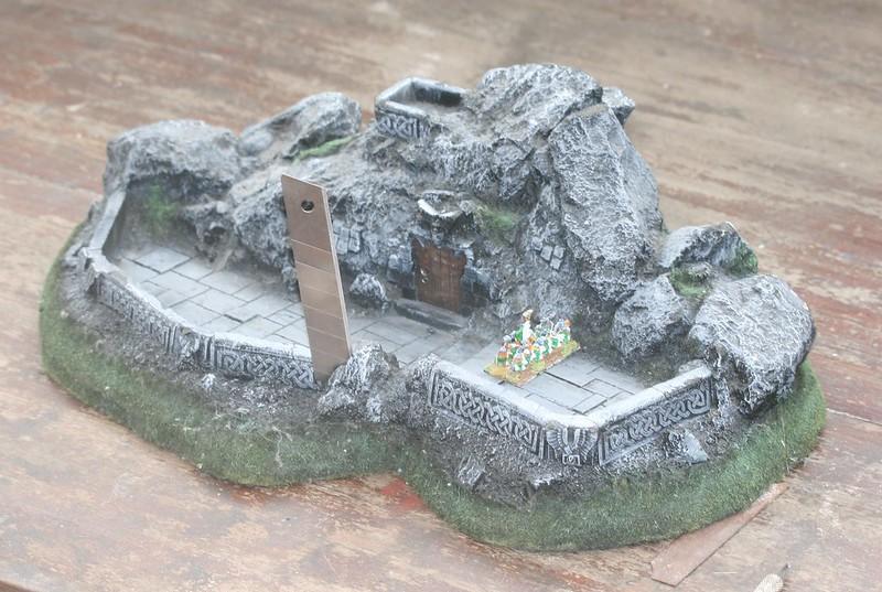 [Nain] Le Dwarf Mountain Stronghold 48075671311_c9cea5b766_c