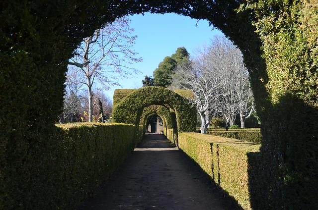 A baroque palace XX