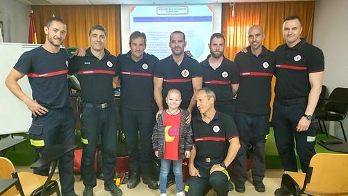 ¡¡Yo quiero ser bombero!! Junio 2019