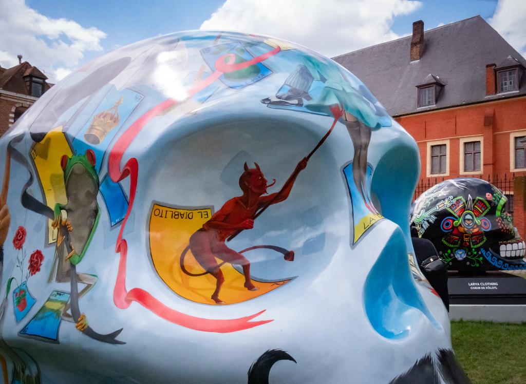 Mexicraneos à Lille... 48075799997_471c804715_b