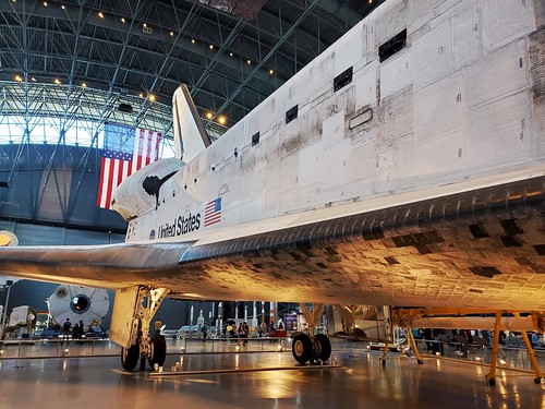 visit space shuttle discovery - photo #38